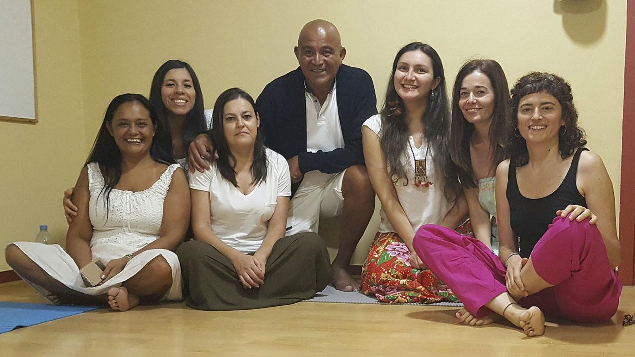 Taller con Samahia Tahua, Mujer Medicina de la Sabiduría Amawtica